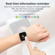 Mẫu Mới] Đồng Hồ Thông Minh IWO 8 Lite Smart Watch F10 IP67 Waterproof  Series 4 Smartwatch ECG Sports Watch Heart Rate