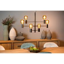 leanne pendant lamp black