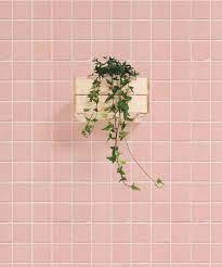 Pink Tiles Wallpaper • Realistic Tile ...