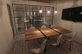industrial office furniture. Image Of: Meeting Industrial Looking Furniture Office