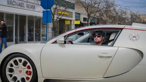 Nearly tripling the price tag of the aforementioned supercar, the bugatti veyron isn't even the most expensive car the boxer owns. 18 Year Old Drives 2 Million Dollar Bugatti Veyron Previously Owned By Boxing Legend Floyd Mayweather Steemit
