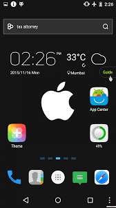 Télécharger Apple IOS 7 ANDROID LAUNCHER ICON PACK GO Launcher Themes -  4553565 - wallpaper logo apple ios8 cool launcher android pack icon Iphone