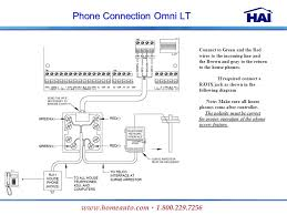 installation training ppt phone connection omni lt
