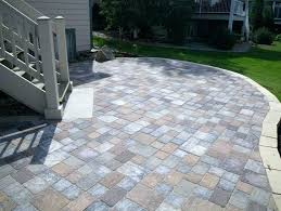 landscape paver blocks stone edging concrete landscape edging ideas with patio blocks home depot