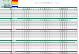 time tracking excel sheet vacation time tracking template vacation time tracking