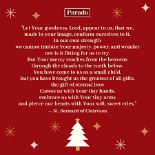 Prayer as i reflect on all the people you place in my life today. 25 Best Christmas Prayers And Blessings
