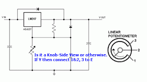 potentiometer wiring diagram wiring diagram and hernes potentiometer wiring diagram diagrams and schematics