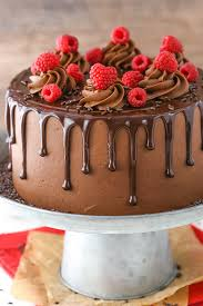 Baby Cakes Seating Chart Raspberry Chocolate Layer Cake