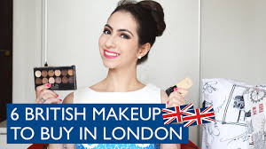 6 british makeup brands to in london and uk