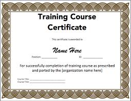 Microsoft Word Certificate Templates Microsoft Word Certificate Template aplgplanetariumsorg 12