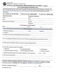 Authorization Request Form Prior Authorization Request Form Comprehensive Clinical Services PC 1