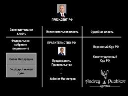 власти в Российской Федерации понятие структура Органы власти в Российской Федерации понятие структура
