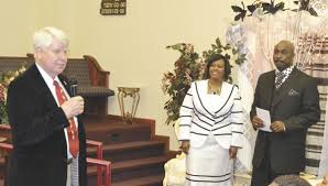 Bishops honored at 'Love Day' - The Atmore Advance | The Atmore Advance