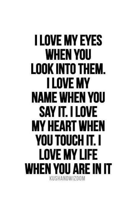 cute love quotes for him images