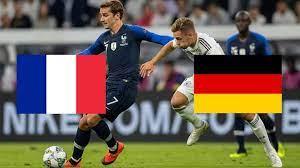 Doch neben gutem essen und einer tradition als europäische kulturnation sieht sich frankreich mit anhaltenden. Uefa Nations League Frankreich Gegen Deutschland Live Computer Bild