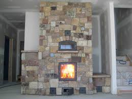 bath pennsylvania fieldstone double bell masonry stove energy efficient fireplace