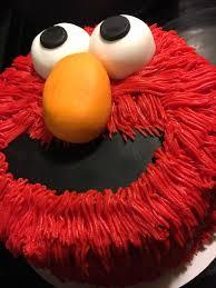 Elmo Smash Cake By Treyalynn On Deviantart