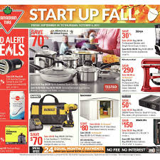 canadian tire weekly flyer weekly start up fall sep 29 oct 5 redflagdeals com