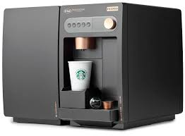 Starbucks Vending Machine Business Fascinating Starbucks Branded Solutions Premium Self Serve