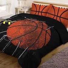 enjoyable design ideas basketball bedding sets herzoge comforter uk canada twin
