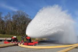 High Flow Nozzles Designed For Monitors And Deck Guns Fire