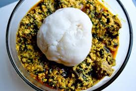 """Egusi Soup . """"8 African dishes you have to try"""" 