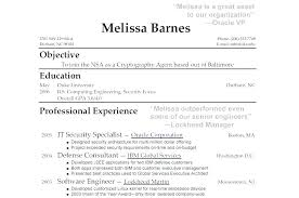 Examples Of A Student Resume Resume Examples Student Examples High