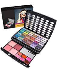 shany glamour makeup kit 48 eyeshadow 4 blush