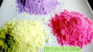 diy color run powder on may 31st i will have the opportunity to share one of my passions with my son running we both enjoy running and will be running