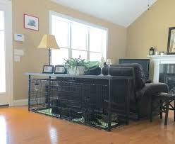 furniture pet crates. Perfect Crates Pet Crate Table Double Dog Console And 2 Intermediate  Precision Crates   And Furniture
