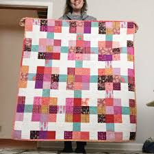 165 best Quilts-Nine Patch/PLUS Signs/Cross images on Pinterest ... & Rossie Crafts: Simple Plus Quilt Adamdwight.com