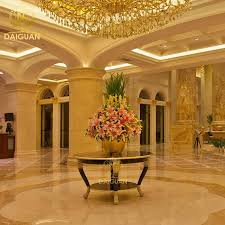 euclidian daiguan neoclassical hotel lobby furniture flower bed round table dining table custom specials jd01 in on alibaba com