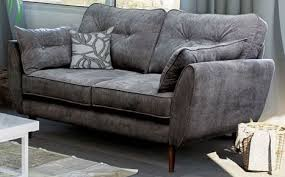 fabric sofas. Fine Sofas 2 Seat Grey Fabric Sofa  SD081 For Sofas N