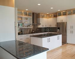 White Granite Countertops Kitchen How To Polish And Seal Granite Countertop Modern Kitchen 2017