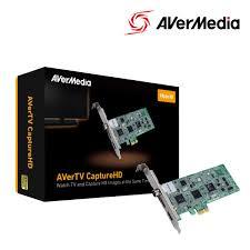 avera h727 is hybrid pci e tv tuner card with hdmi component composite