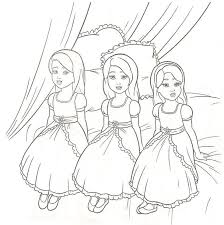 Small Picture Barbie Princess Coloring Book Coloring Coloring Pages