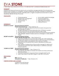 financial consultant resume cipanewsletter resume financial consultant resume