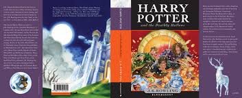 harry potter and the ly hallows cover art