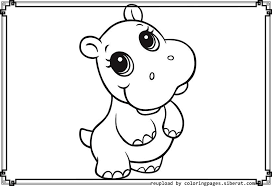 Small Picture Printable 37 Cute Baby Animal Coloring Pages 3582 Cute Baby