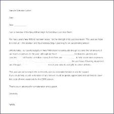 Sample Donation Letters Donor Letter Template Donation For Food Fundraiser How To