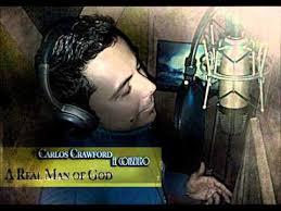 Carlos Crawford aka El Consejero Dime Thunda Riddim - YouTube