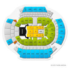Atlanta State Farm Arena Seating Chart Celine Dion Atlanta Tickets 1 11 2020 Vivid Seats