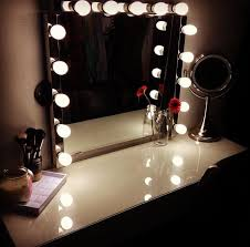 vanity table lighting. Image Of: Awesome Vanity Table With Lights Lighting L