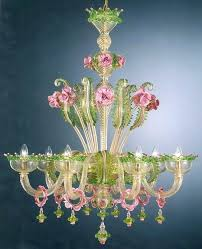 pink and green chandelier pink glass chandelier best hanging light fixtures images on chandeliers shabby chic pink and green chandelier