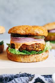 classic lentil burgers made with wholesome ings these veggie burgers have a classic flavor