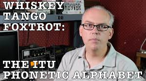 The international phonetic alphabet (ipa) is an academic standard created by the international phonetic association. Itu Phonetic Alphabet Ham Radio Q A Youtube