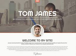 Wordpress Resume Theme Beauteous 48 Best VCard WordPress Themes 48
