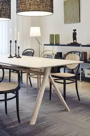 1060 Thonet 226777 Relc230a2ad Jpg 1453 2180 Kitchen Dining Table De Salle A Manger Extensible En Ceramique Rectangulaire Cera Concept V