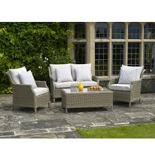 Oakridge Bedroom Furniture Bramblecrest Oakridge 2 Seat Sofa Set With 2 Sofa Chairs And