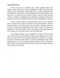 example of argumentative essay movies essay similar essays